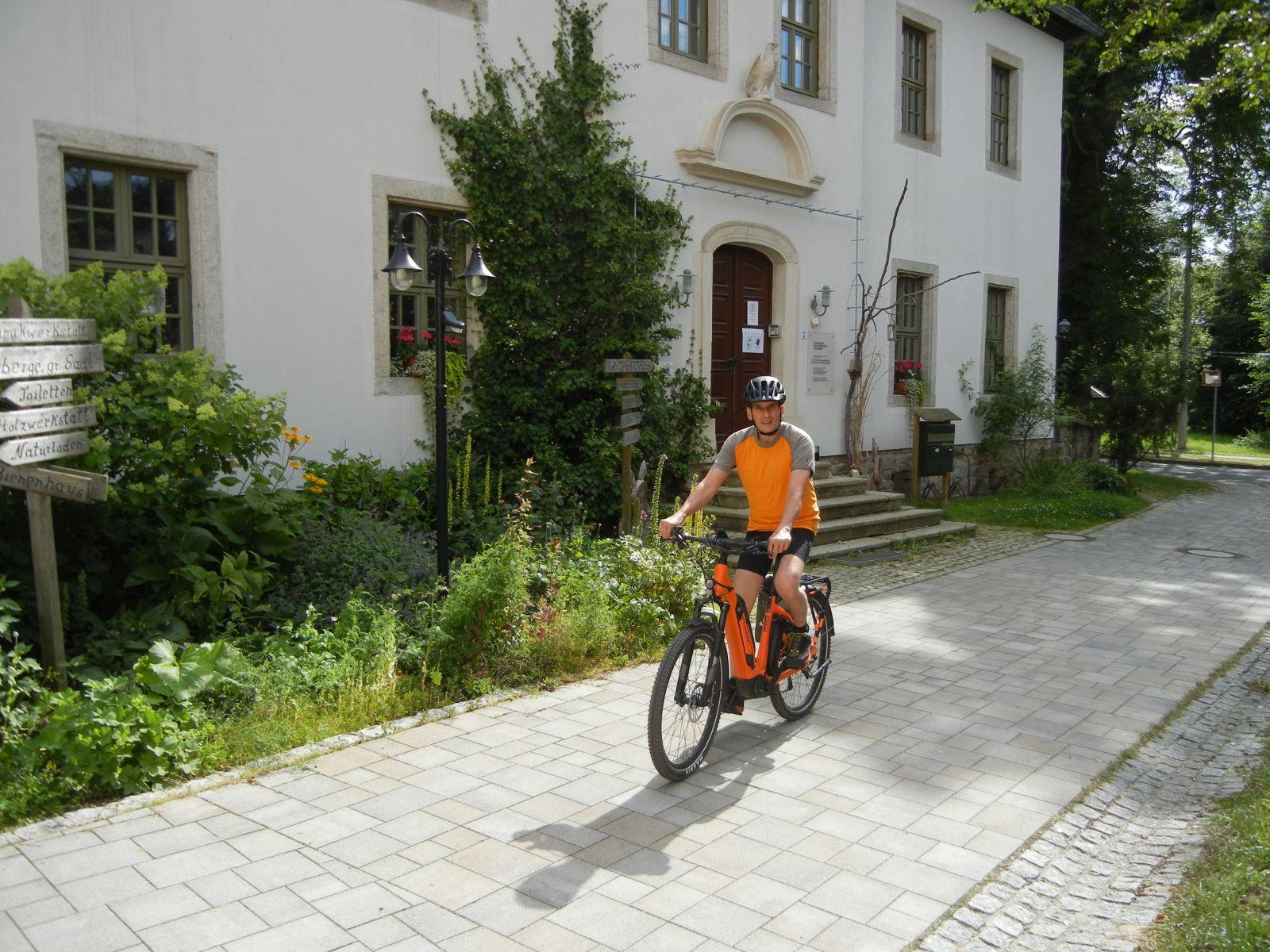 Herrenhaus in Unterlauterbach