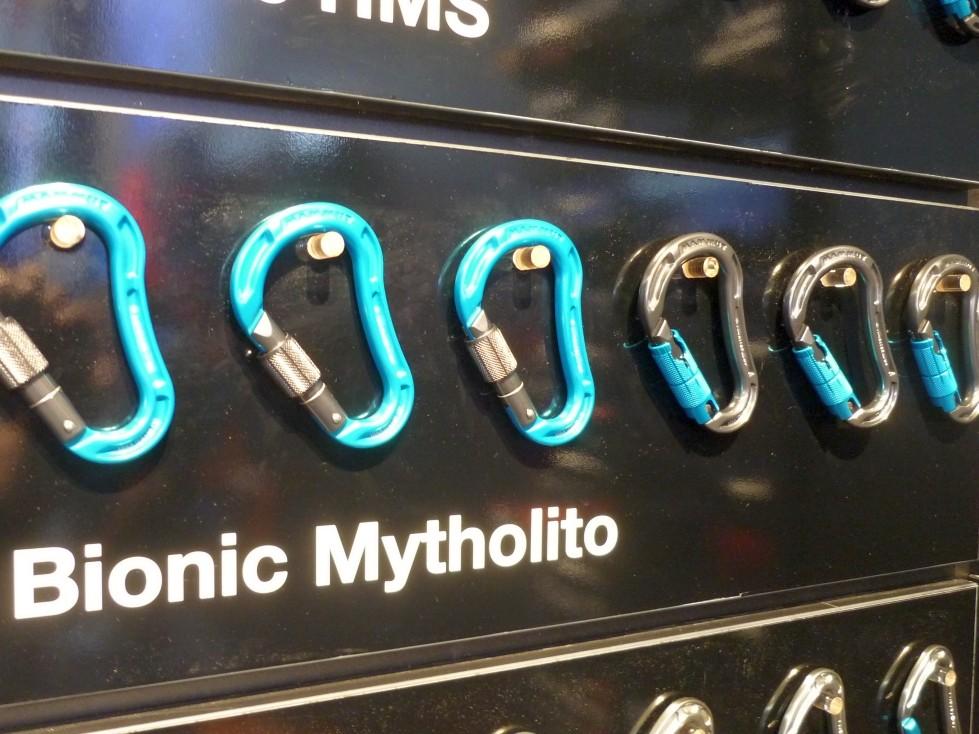 überarbeitete Bionic Karabiner Serie mit neuen Farben
