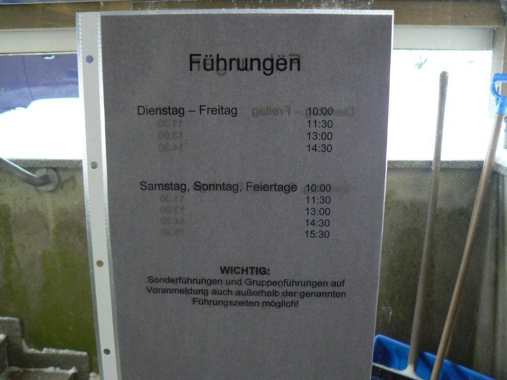"""Besucherbergwerk """"Grube Tannenberg"""" in Schneckenstein"""