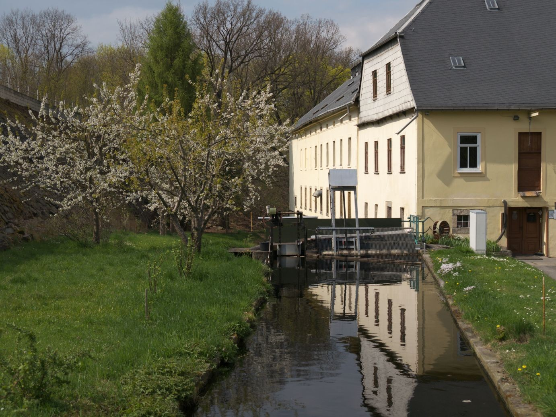 Klopfermühle in Lengenfeld