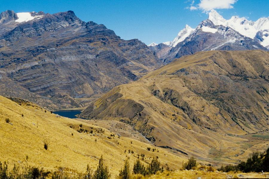 Laguna Huecrococha (Cordillera Blanca)