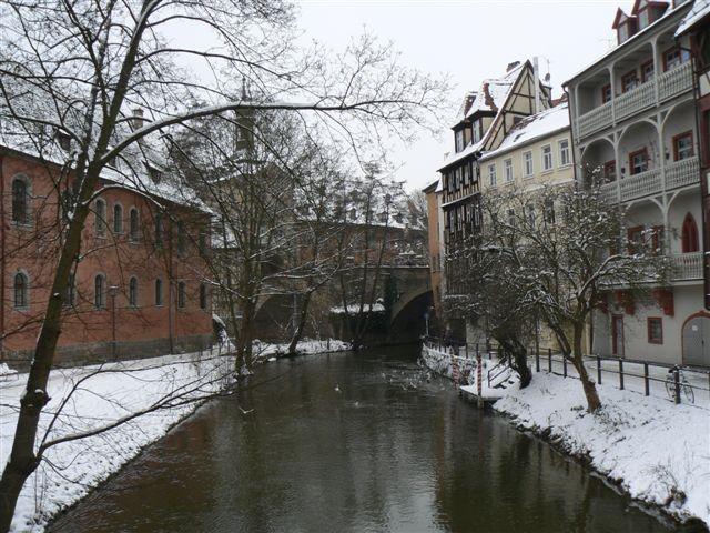 vorweihnachtlicher Spaziergang in Bamberg