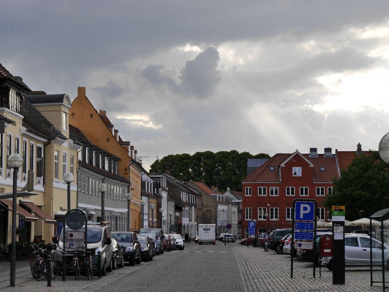 das Etappenziel Køge
