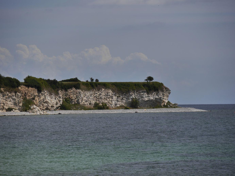 Kreidefelsen der Halbinsel Stevns