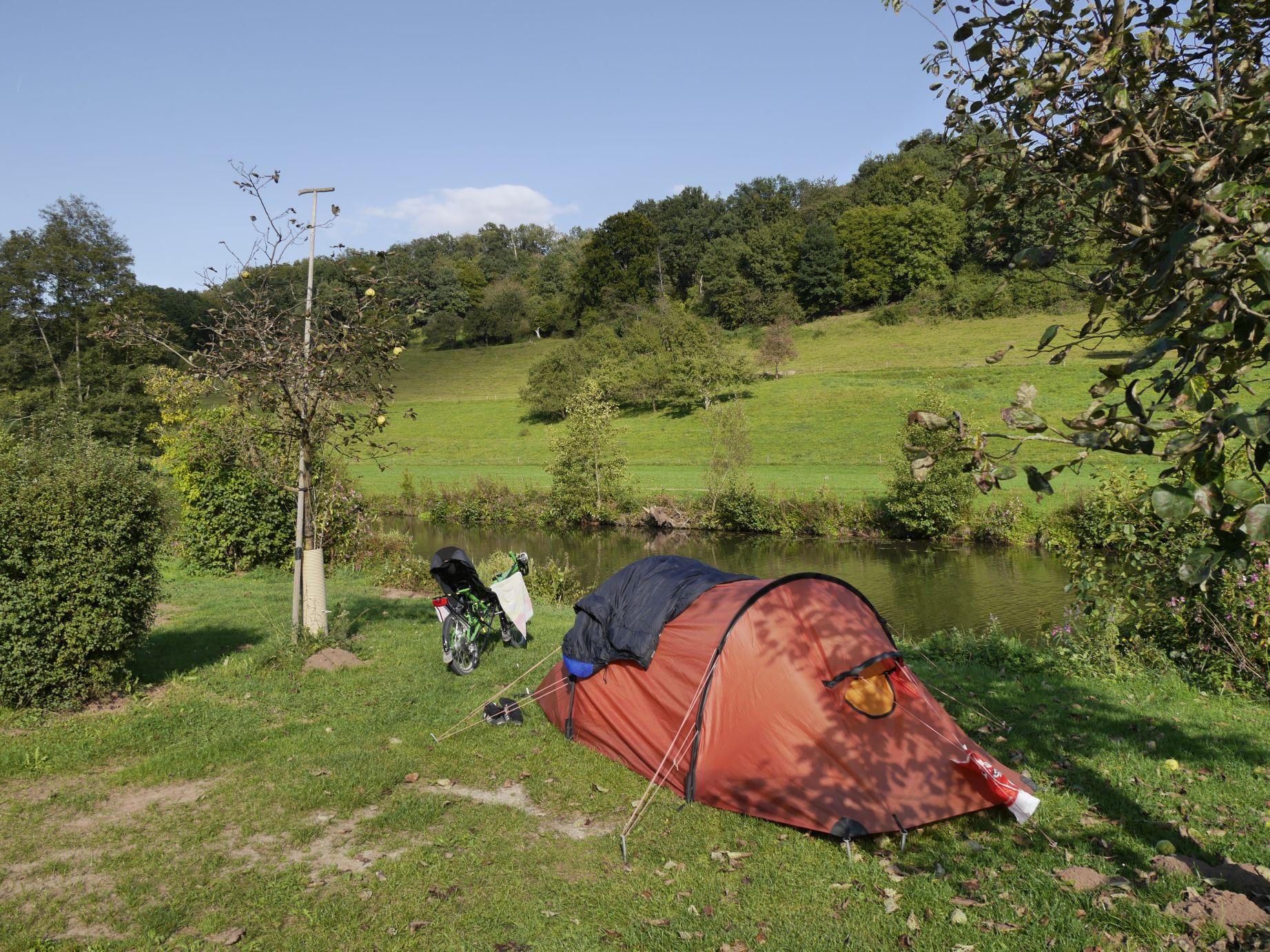 Camping Roßmühle Weickersgrüben