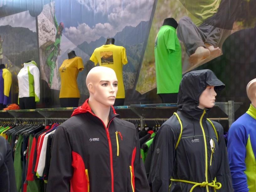 technisch Alpine Bekleidung bei DirectAlpin