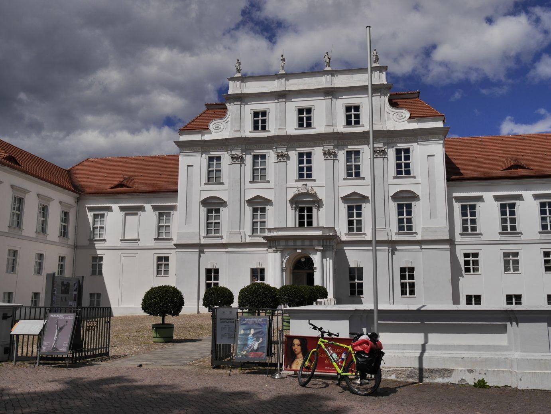 das Schloss von Oranienburg - ältestes Barockschloss der Mark Brandenburg
