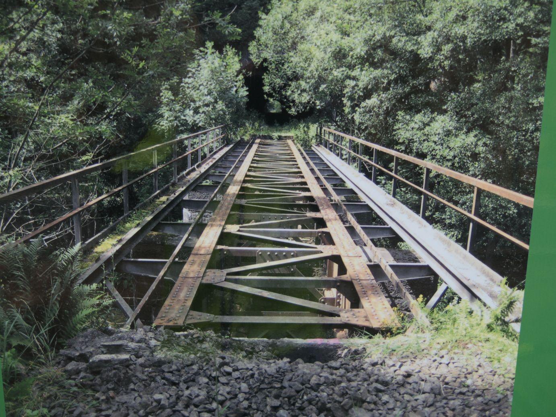 Brücke vor der Sanierung