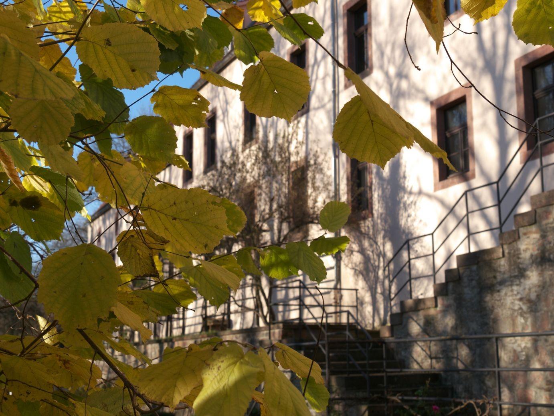 Kloster in Wechselburg