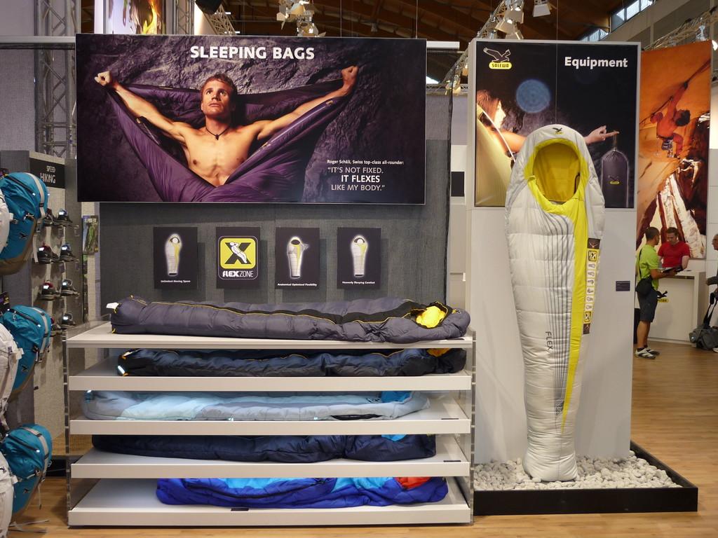 Strechschlafsäcke