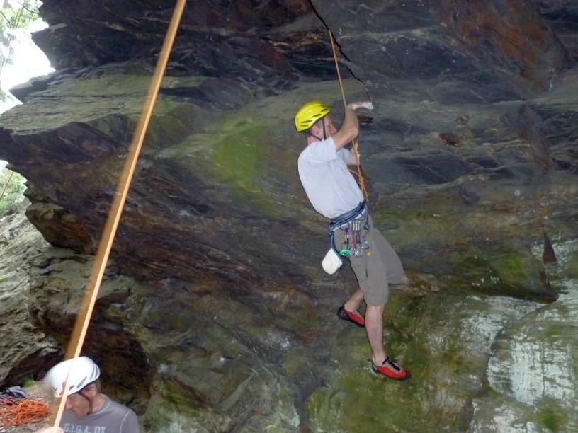 Mittwochstraining am Schwarzen Stein - 30.05.2012