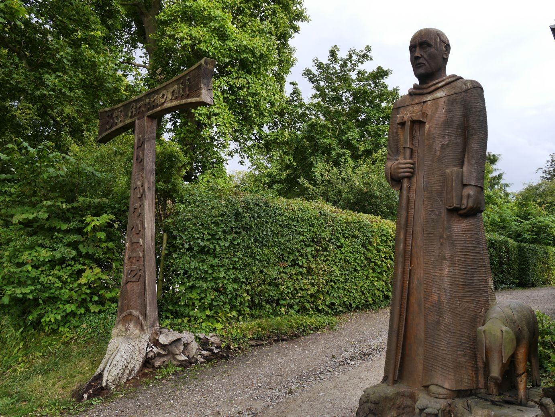 Præstø bedeutet Insel der Priester, Erinnerung an den Antoniterorden