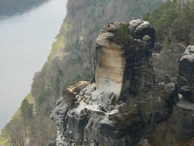 Wanderung in der Sächsischen Schweiz