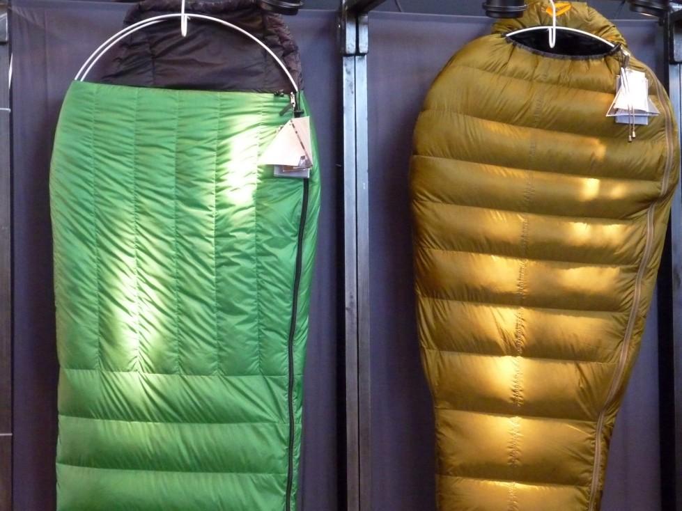 neuer Decken Daunen Schlafsack von VALANDRE