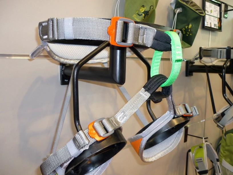 neuer Junior Klettergurt von Skylotec