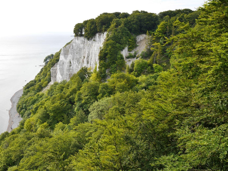 Victoria-Aussicht am Königsstuhl