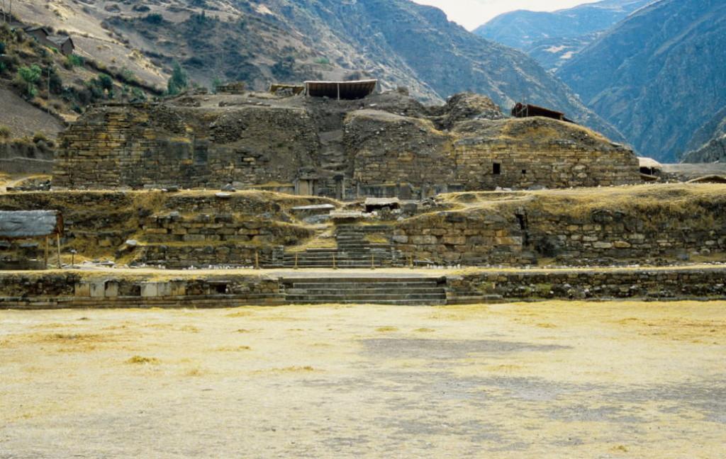 El Castillo (Complejo arqueológico Chavin de Huantar)