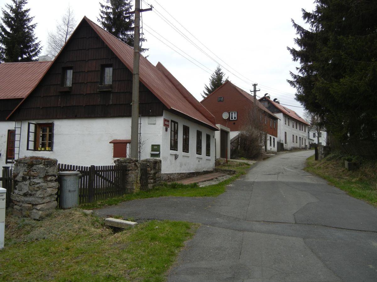 Horni Blatna - Platten