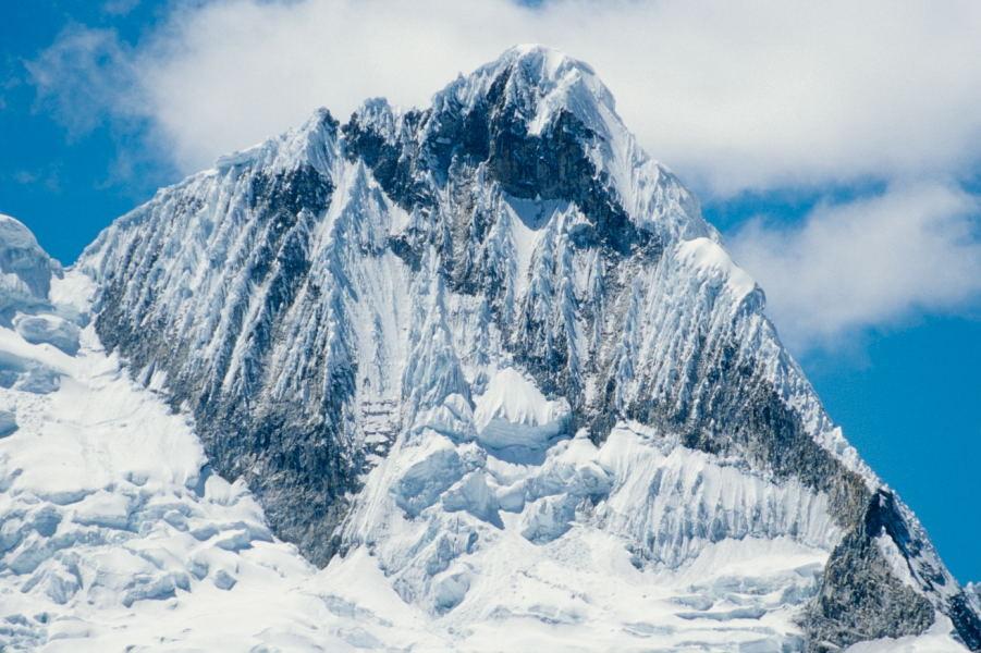 Nevado Santa Cruz (Cordillera Blanca)