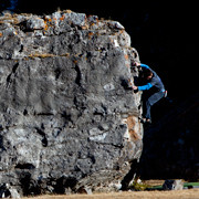 Mammut Boulder Parcour