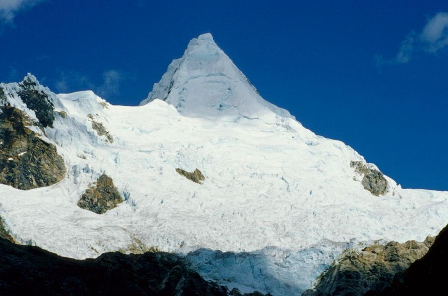 Nevado Alpamayo (Cordillera Blanca)