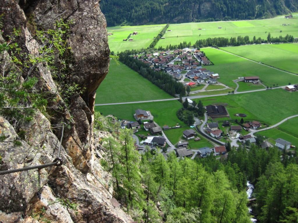 Klettersteig Lehner Wasserfall : Klettersteig lehner wasserfall bergsportgeschäft mountain