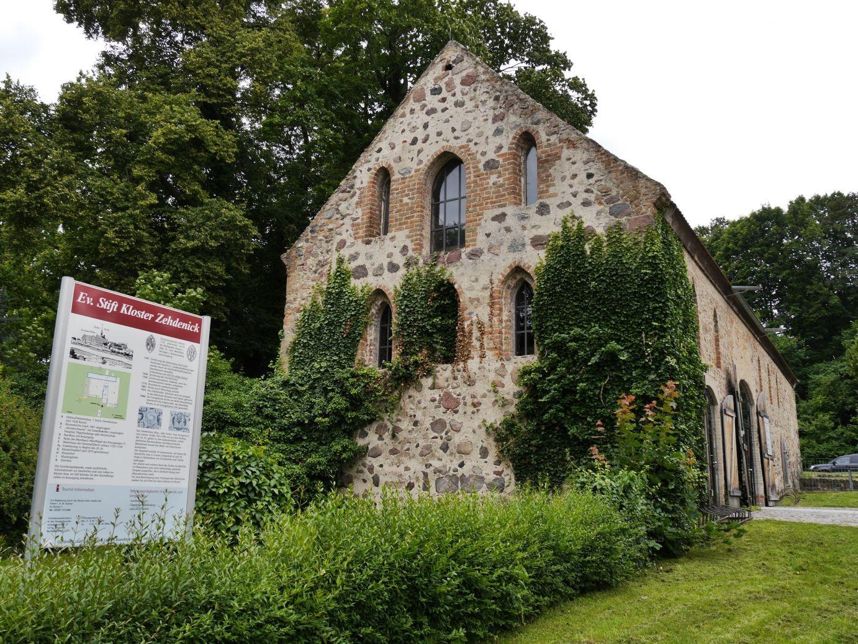 ehemaliges Zisterzienserinnen Kloster in Zehdenick