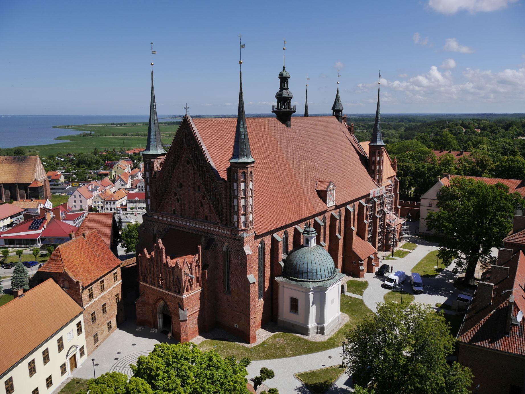 Dom in Frauenburg (Fromborg)