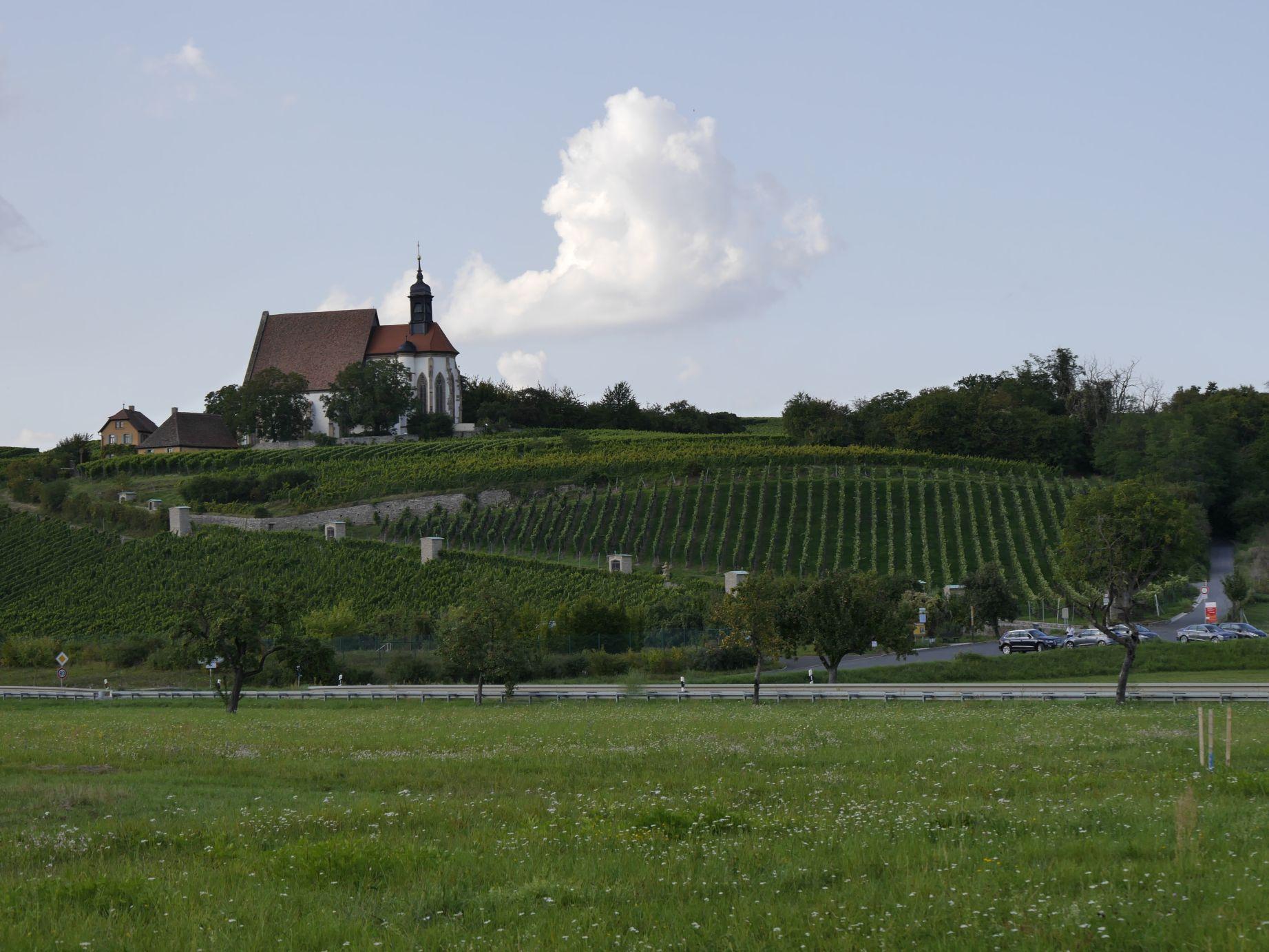 Wallfahrtskirche Maria im Weinberg Volkach