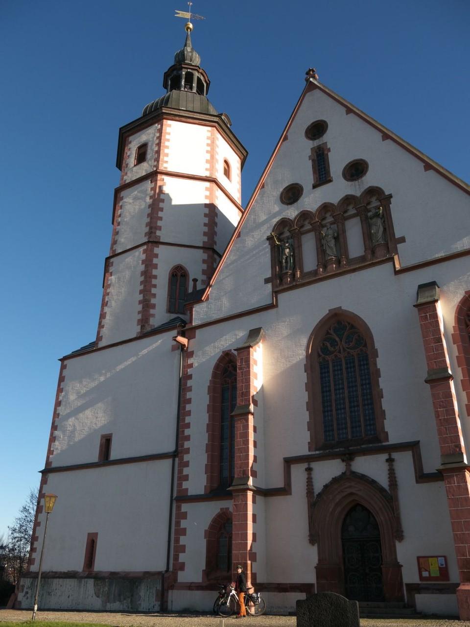 Kirche in Penig