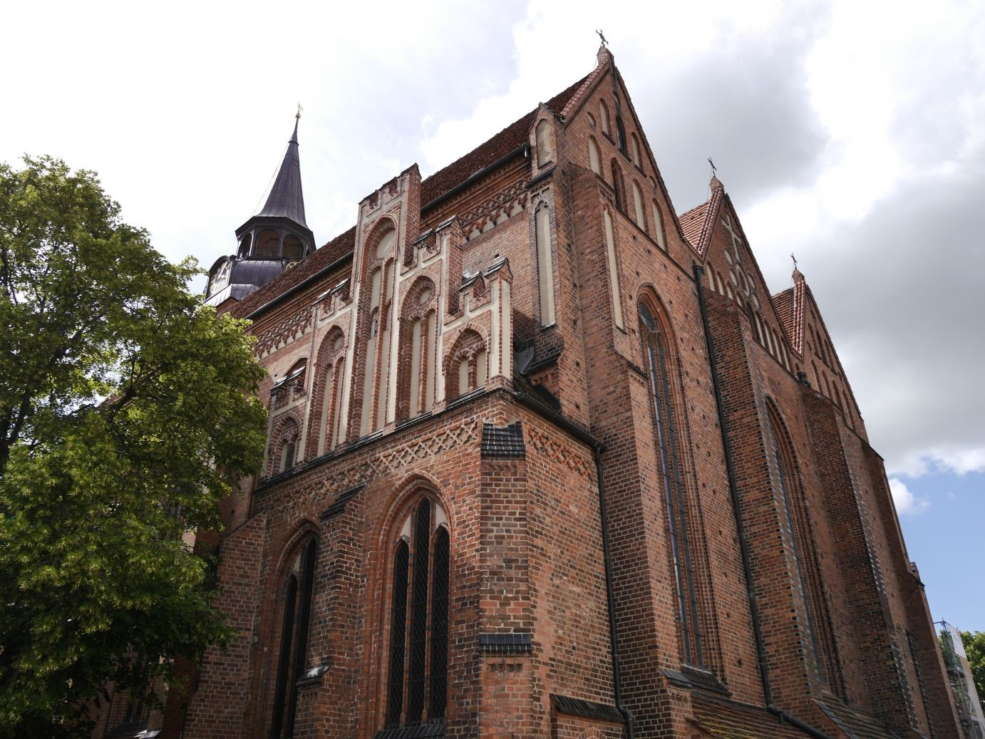 Kirche St. Marien in Güstrow