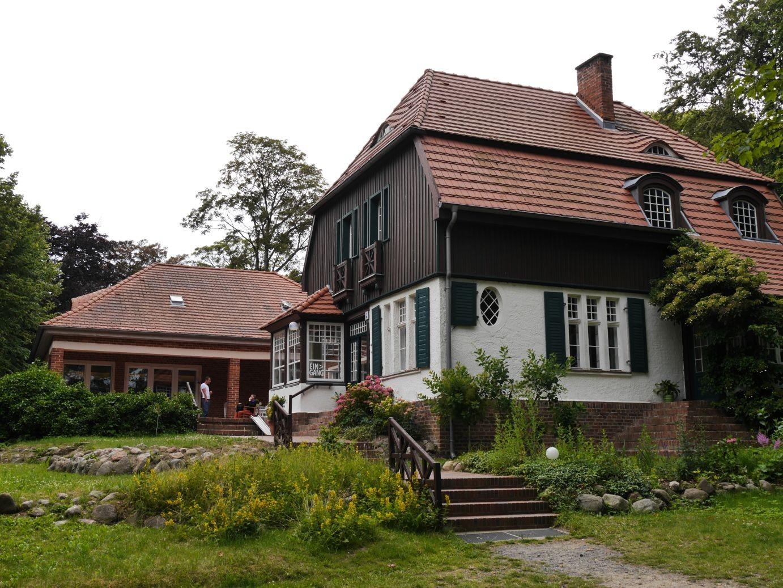 Haus von Gerhart Hauptmann