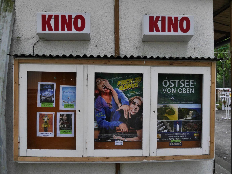 Strandkino in Markgrafenheide