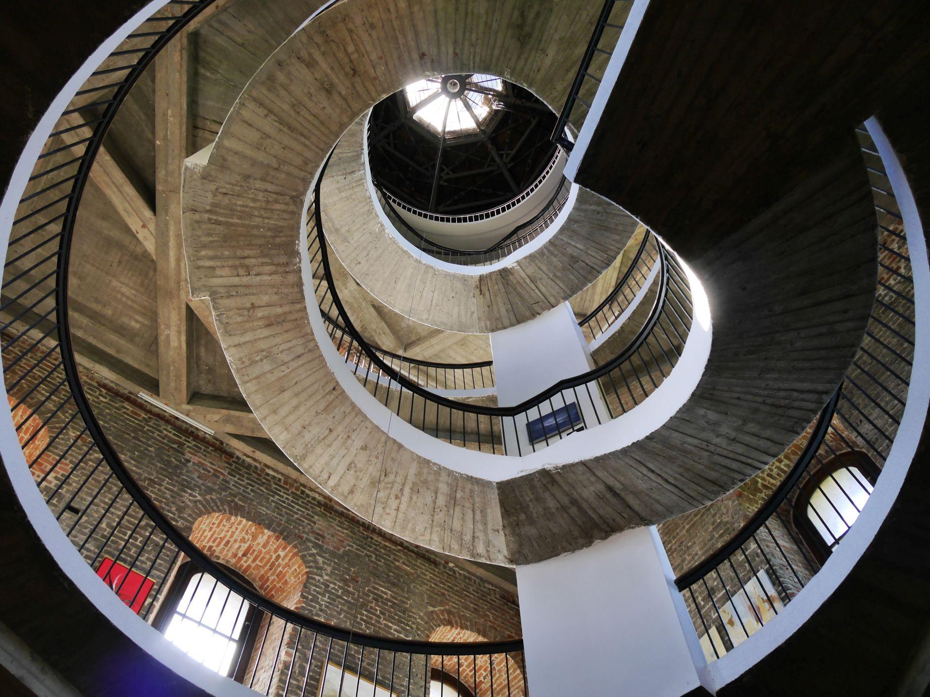 Foucaultsche Pendel im Glockenturm