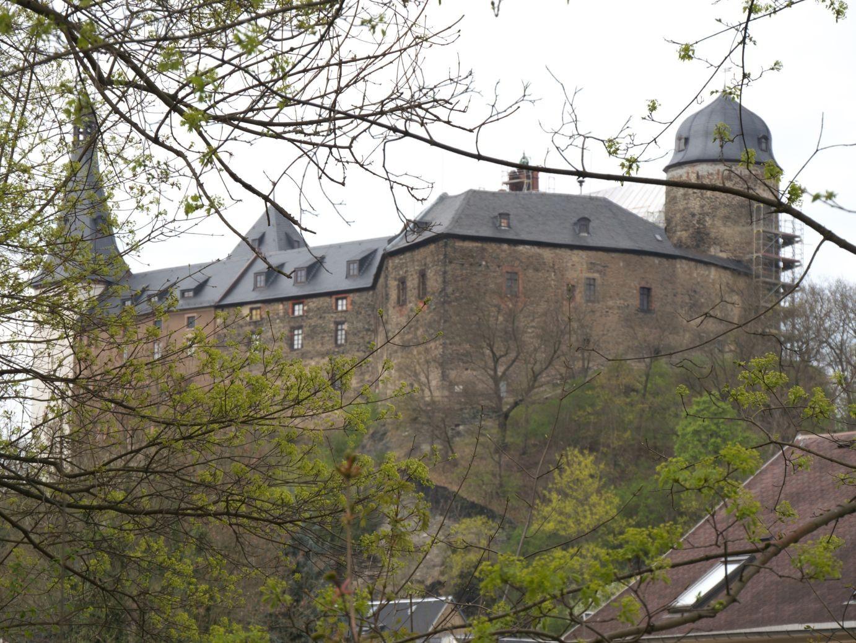 Burg in Mylau