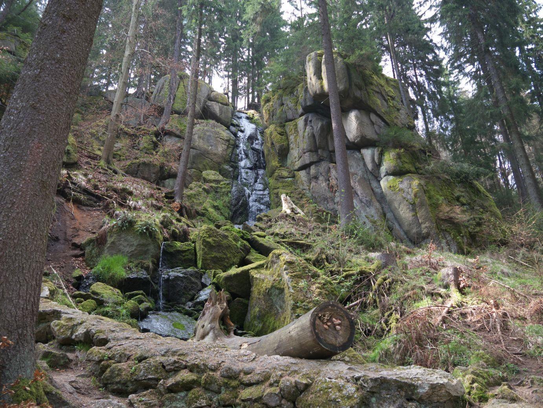 Blauenthaler Wasserfall