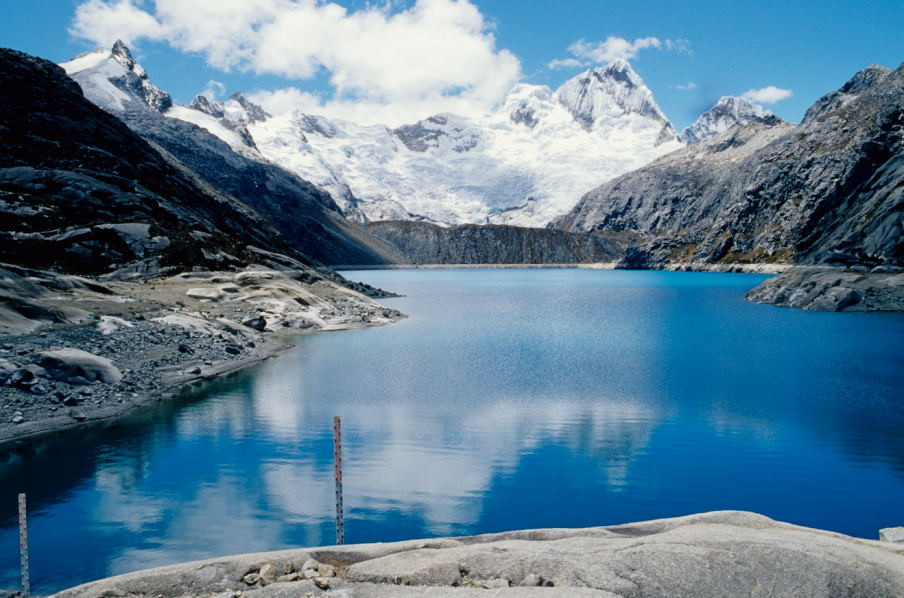 Laguna Cullicocha (Cordillera Blanca)