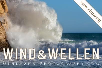 News Banner, brechende Wellen, 3D Online Ausstellung Wind & Wellen, Dr. Ralph Oehlmann, Oehlmann-Photography