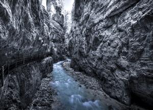 Partnacklamm - Coold River