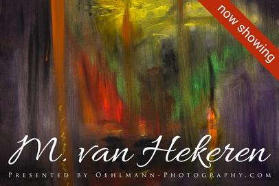 News Banner, Margret van Hekeren, 3D Online-Kunstausstellung, Dr. Ralph Oehlmann, Oehlmann-Photography
