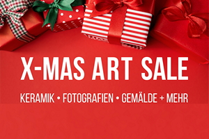 Banner X-Mas Art Sale 2018