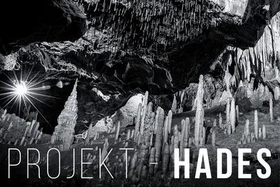News Banner, Projekt Hades, Teufelshöhle Pottenstein, Dr. Ralph Oehlmann, Oehlmann-Photography