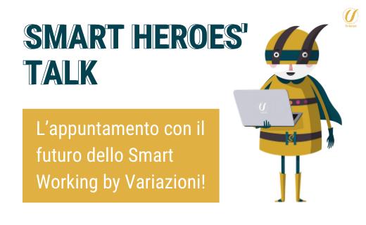 I Talk continuano: ecco i nuovi titoli e le date per confrontarci insieme sul mondo dello Smart Working