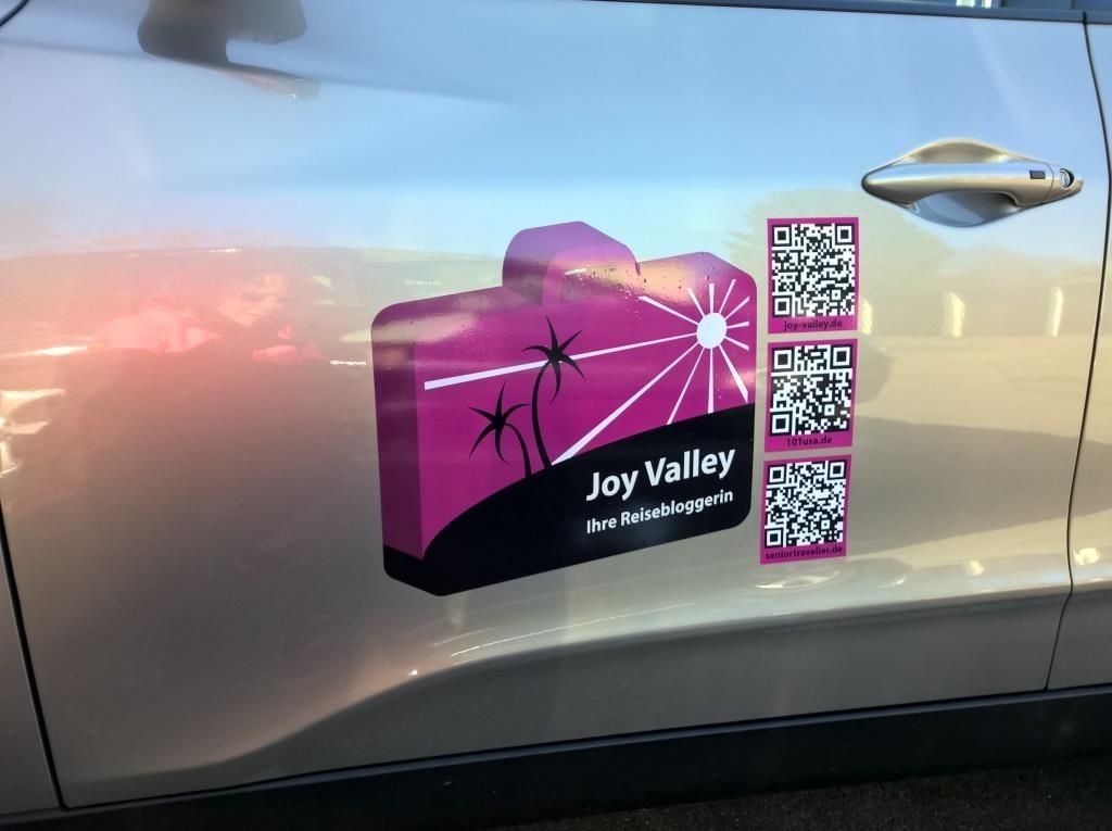 joy valley ganz mobil mein auto wird teil meiner. Black Bedroom Furniture Sets. Home Design Ideas