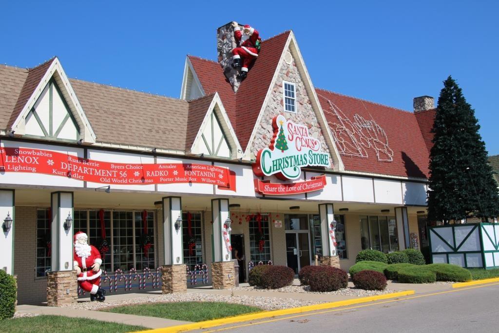 Santa Claus, Indiana – Weihnachten am laufenden Band ...