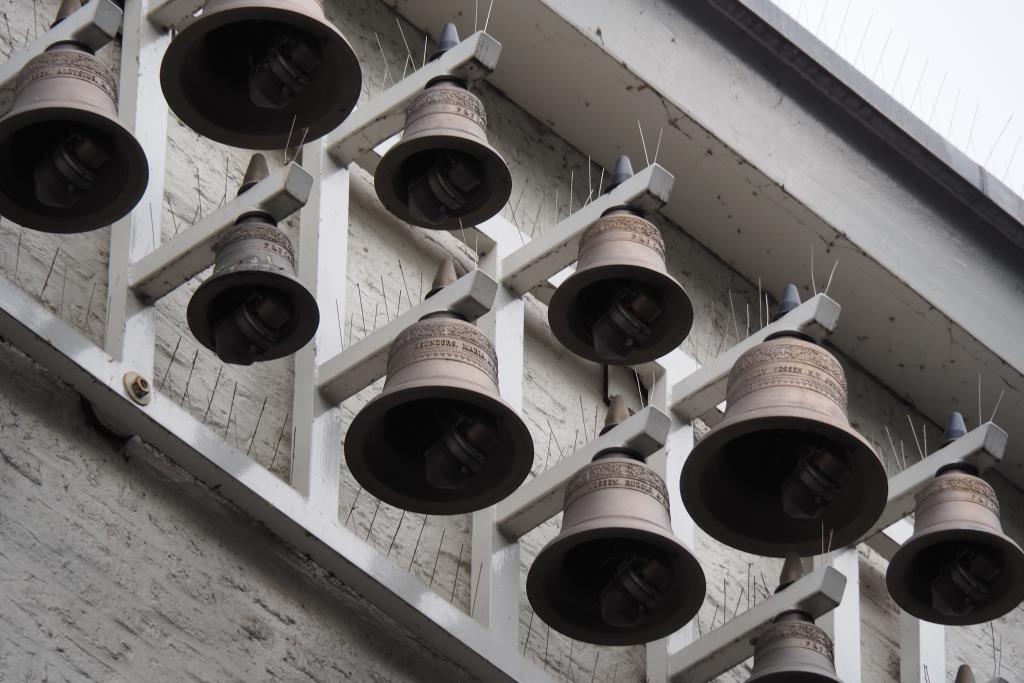Glockenspiel in der Stokstraat
