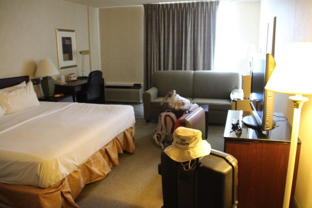 Hotelzimmer in St. Augustine, USA.