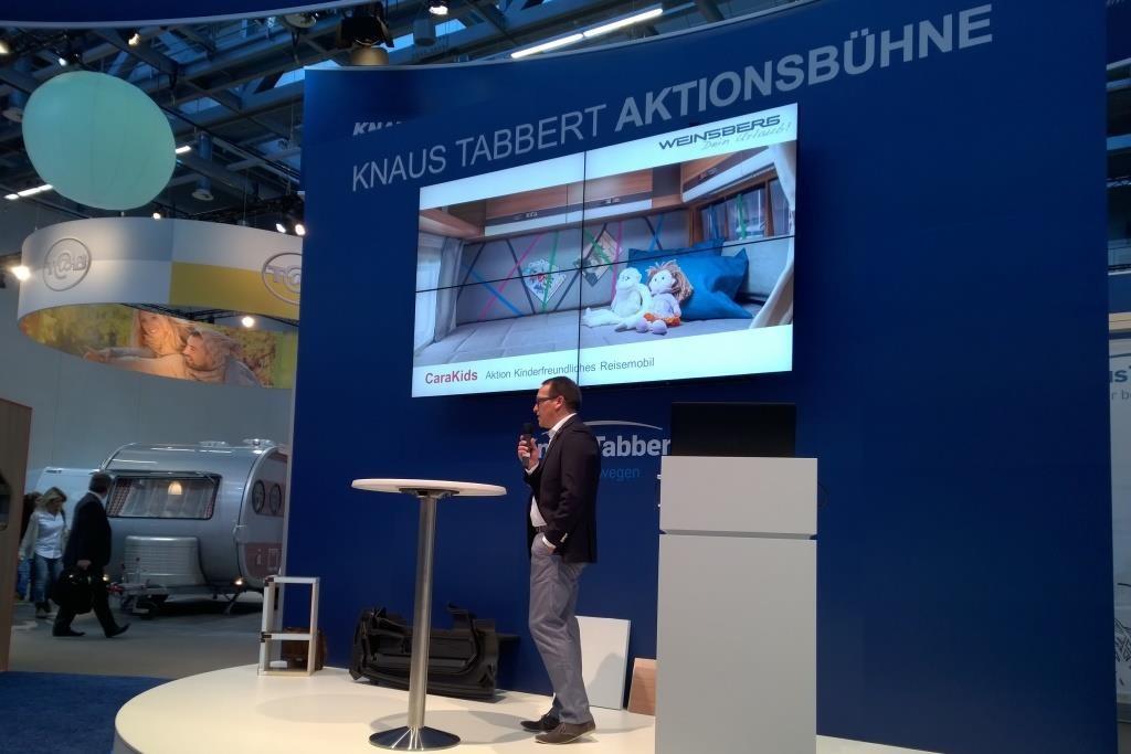Präsentation Knaus Tabbert
