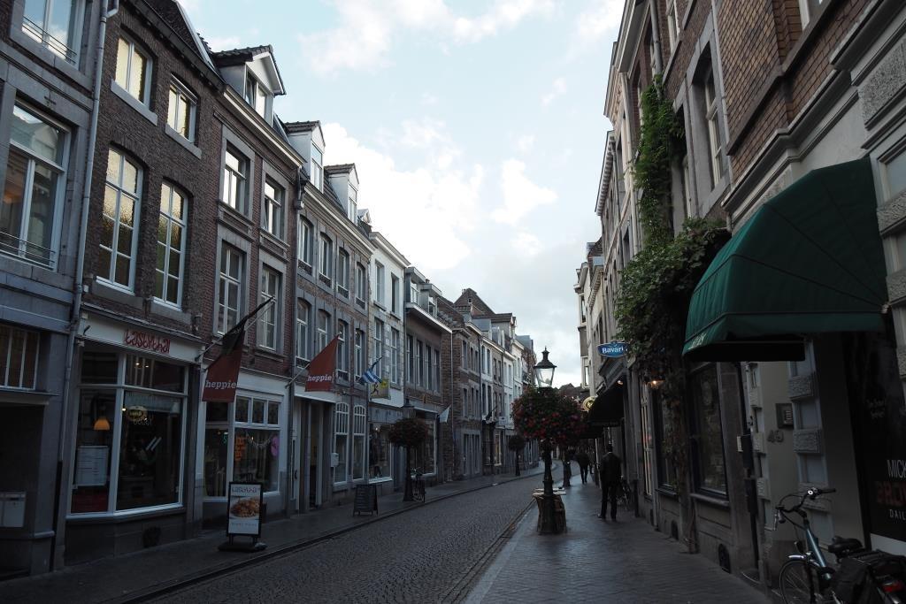 Straße in Wyck