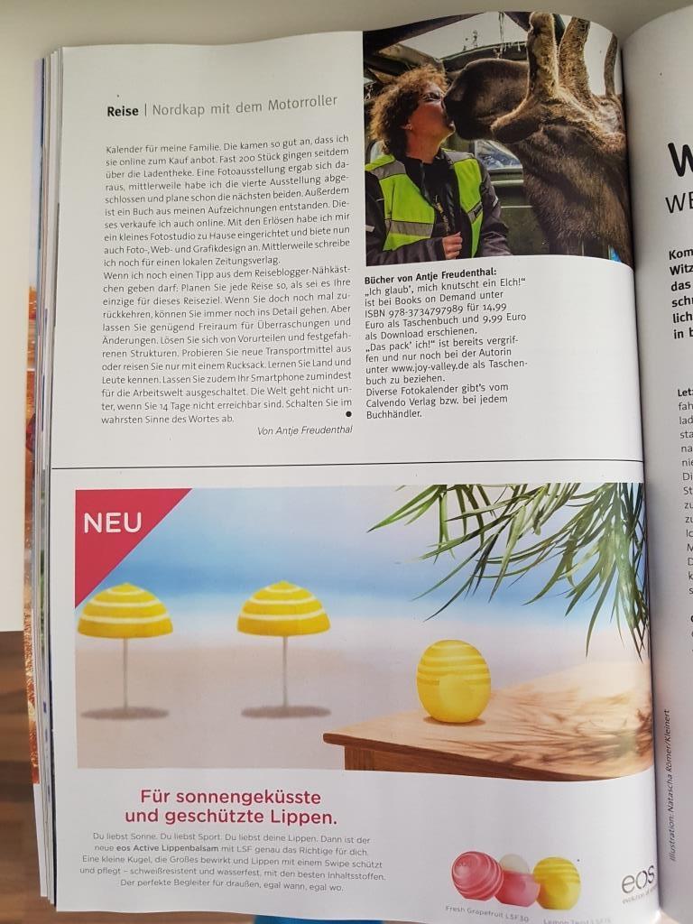 Rossmann Kundenmagazin Centaur Lesen Sie über meine Reise ans